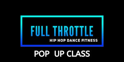 Full Throttle Hip Hop Dance Fitness - Pop Up!