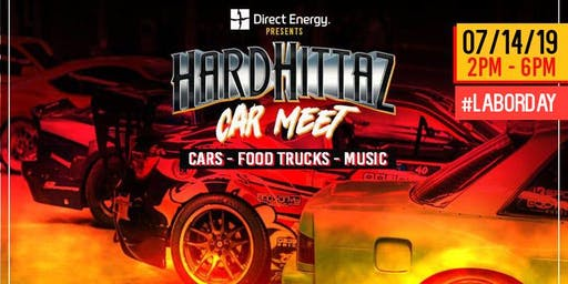 Hard Hittaz Car Meet, Food Truck Festival & Concert (Labor Day)