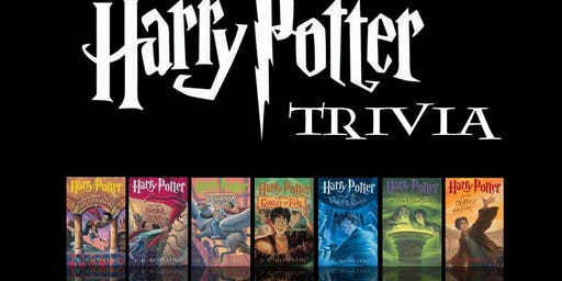 Happy Birthday, Harry! - A Harry Potter (Books) Trivia Event