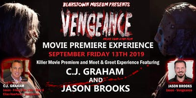 Vengeance Premiere & Meet and Greet