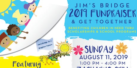 2019 Get Together and Fundraiser for Jim's Bridge to a Brighter Future tickets