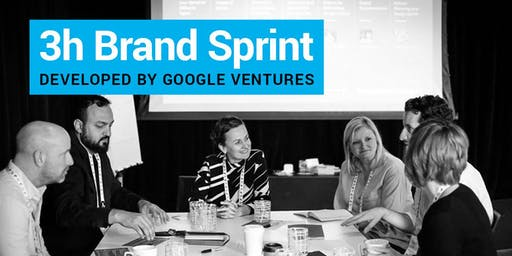 The 3 Hour Brand Sprint: Simple Recipe For Getting Started On Your Brand