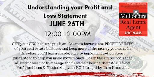 Understanding your Profit and Loss w/ Tara Knuuttila