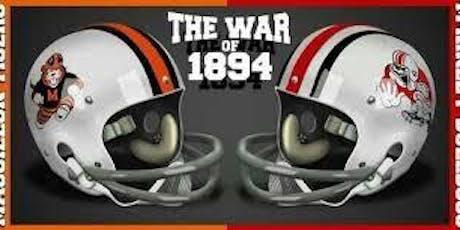 2019 WAR of 1894 High School Football Trip tickets