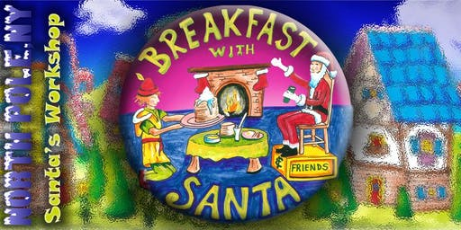 Breakfast with Santa and Friends