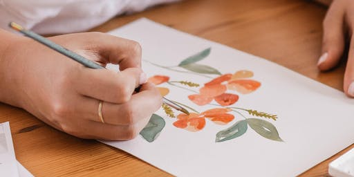 Floral Watercolor Workshop