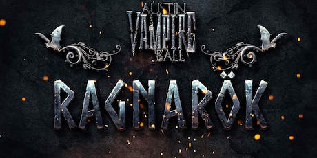Austin Vampire Ball: Ragnarok tickets