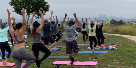 Hike To Yoga LA - July 20th tickets