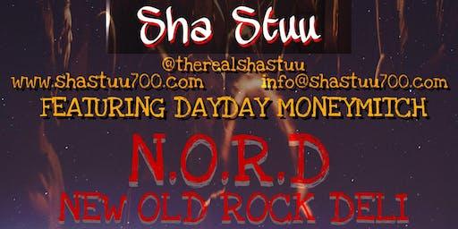 Sha Stu Live @ Nord