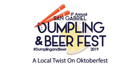 San Gabriel Dumpling & Beer Fest 2019 tickets