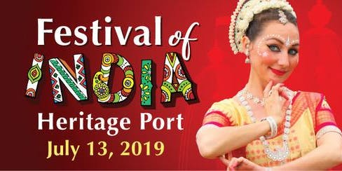 4th Annual Festival of India at Heritage Port