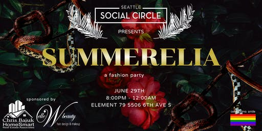 SSC presents Summerelia
