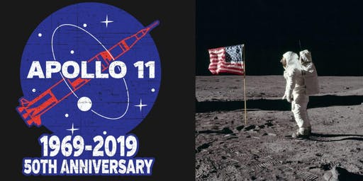 50th Anniversary - Apollo 11 Moon Landing Party