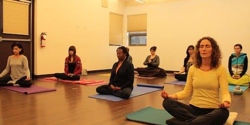 5-day Yoga Self-Care Study and Retreat