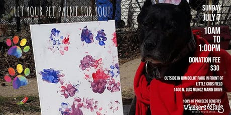 Let Your Pet Paint For You! tickets