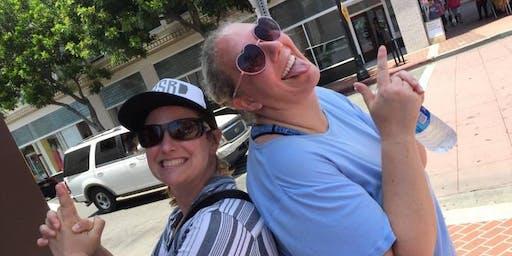 Epic Santa Ana Scavenger Hunt: Wind Through Santa Ana's Downtown!