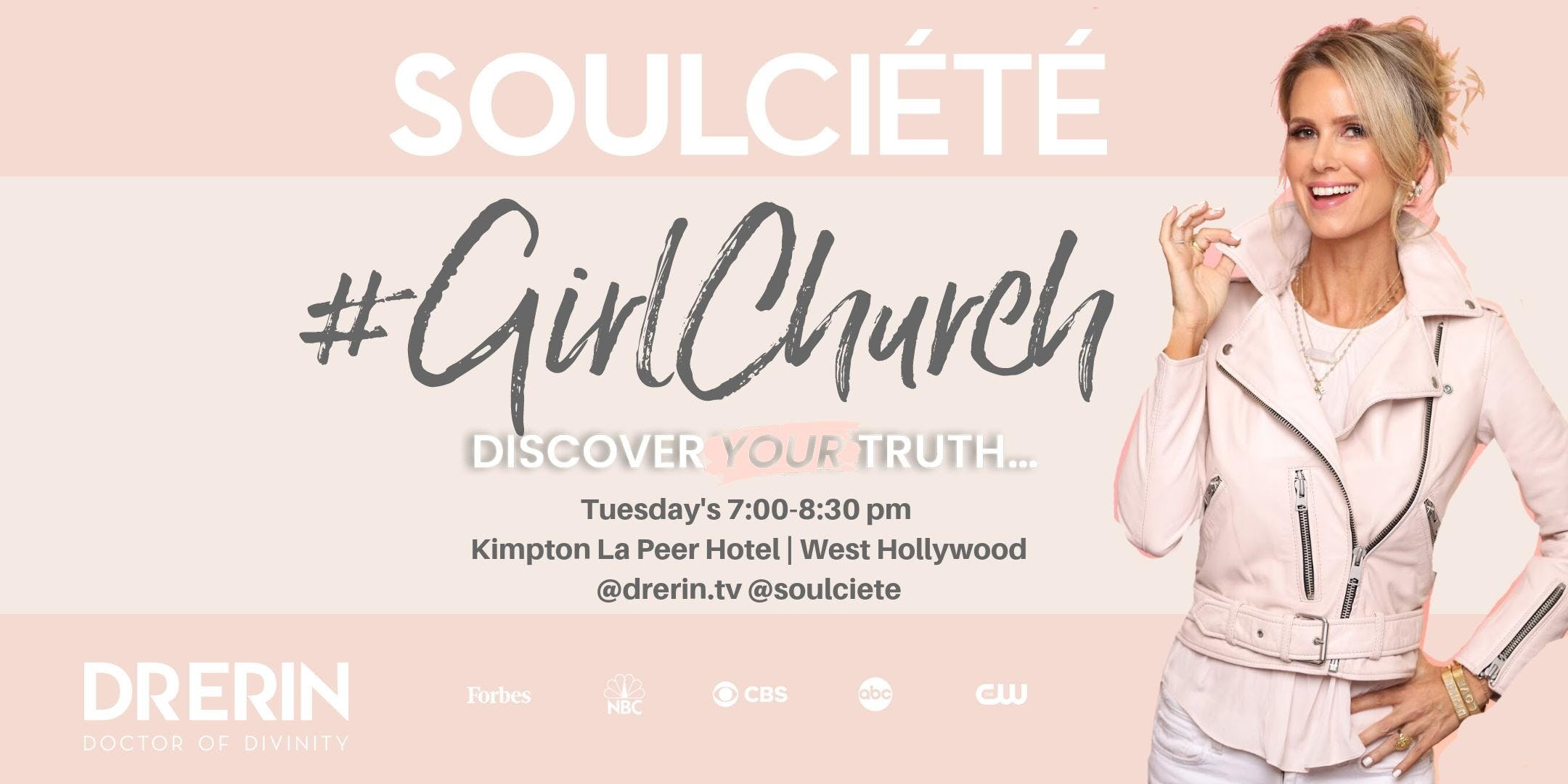 SOULCIÉTÉ #GirlChurch