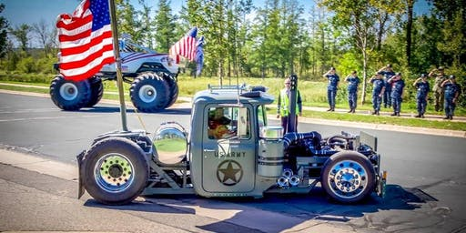 Cruise For Troops