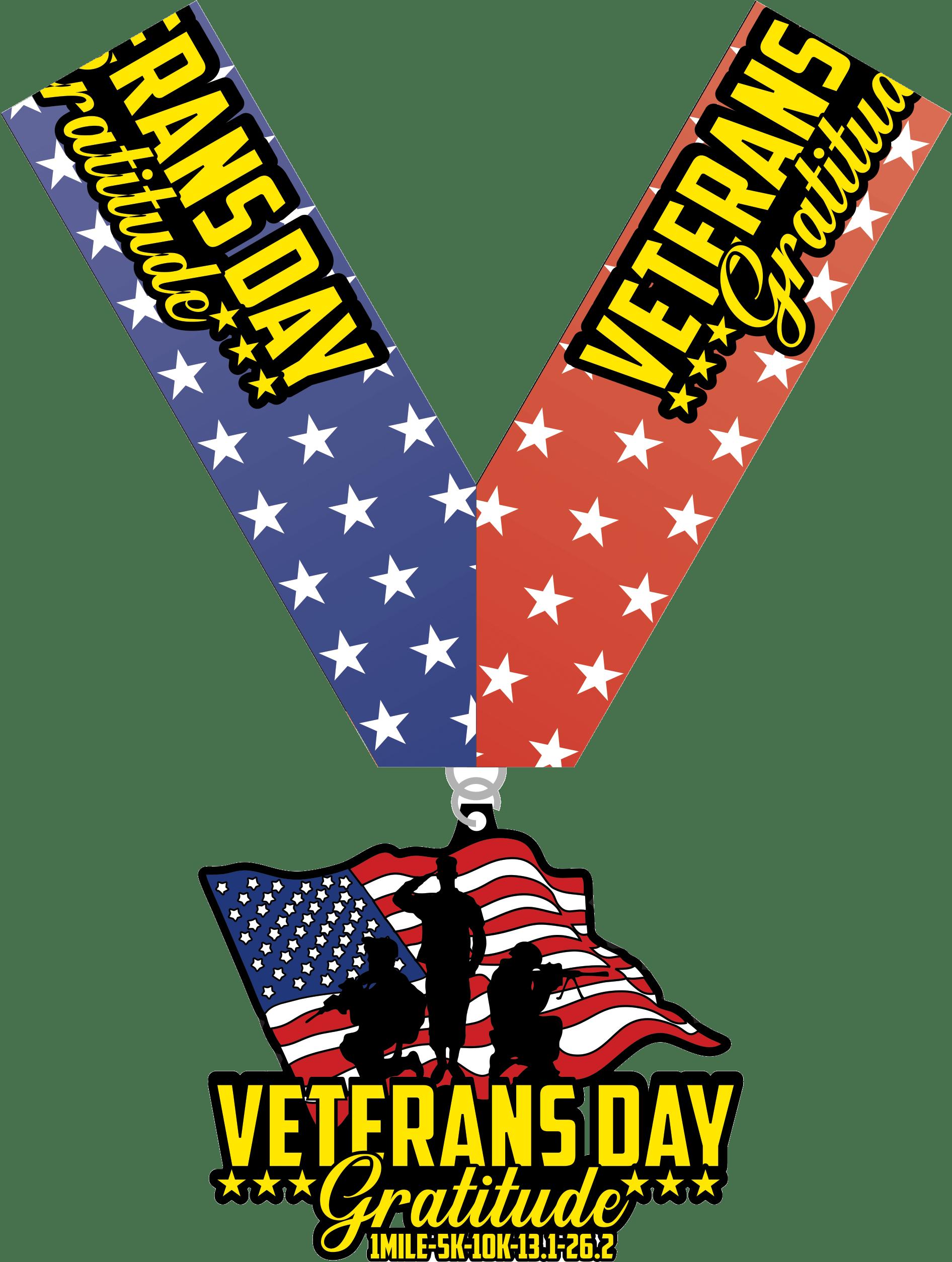 2019 Veteran's Day 1M, 5K, 10K, 13.1, 26.2 - Phoenix