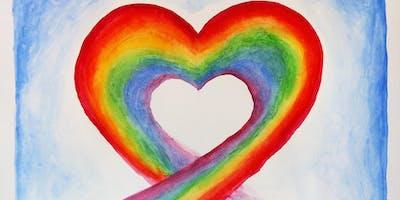 LOVE+PRIDE Yoga & Meditation in the Barn! (donation-based)