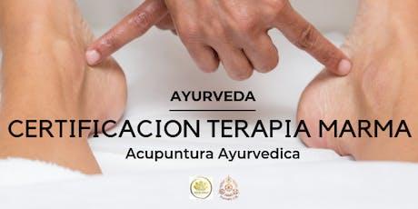 AYURVEDA, Certificacion Terapia Marma, Acupuntura Ayurvedica entradas