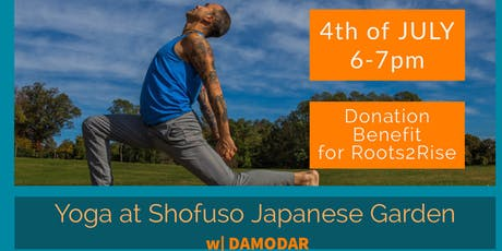 Parks on Tap: Shofuso Japanese House   tickets