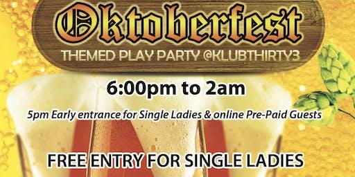 K33 | OKTOBERFEST themed AKF & OPP