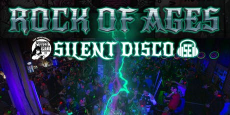 Rock of Ages Silent Disco-70s, 80s, 90s Rock N Roll @Photo City Rochester tickets