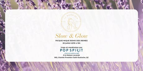 Slow & Glow tickets