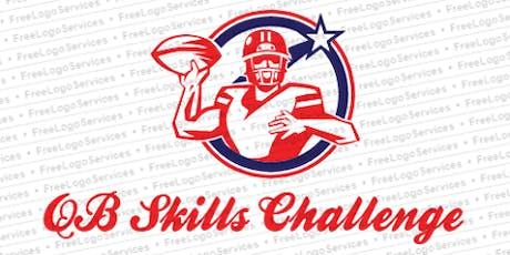 QB SKILLS CHALLENGE tickets