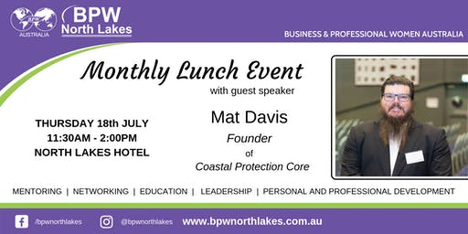 BPW North Lakes July Lunch + AGM