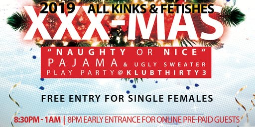 K33   Pajama & Ugly Sweater Holiday themed AKF & OPP