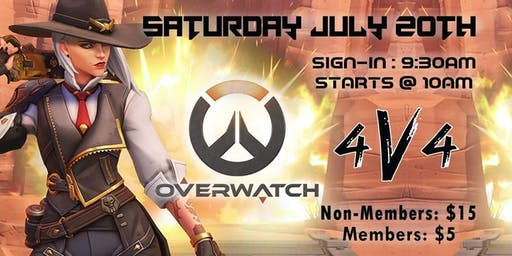Heroes Never Die Community Overwatch Tournament