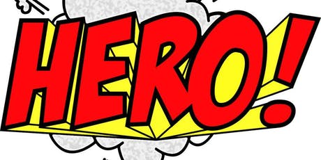 Be a Hero at VBS at St. Mark Brookline tickets