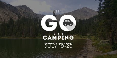 Car Camping: White River National Forest tickets