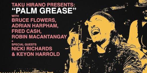 Taku Hirano Presents: 'Palm Grease'