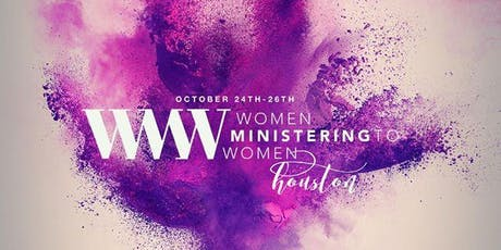 Women Ministering to Women Houston tickets