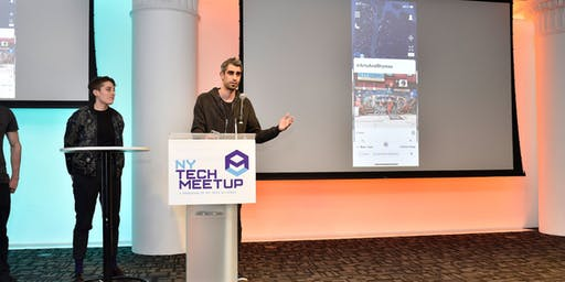 NY Tech Meetup - Business Networking Event (WeWork) with Snacks & Drinks