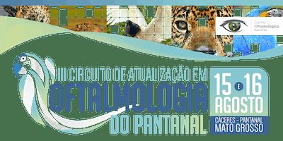 III Circuito de Atualização em Oftalmologia do Pantanal 2019
