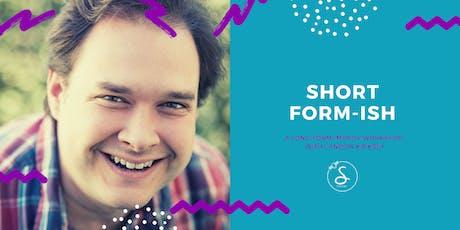 Improv Workshop: Short Form-ish - A Long Form Workshop with Landon Kirksey tickets