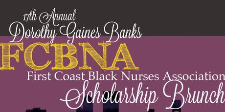 17th Annual  Dorothy Gaines Banks  Scholorship Brunchtickets