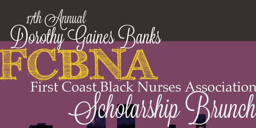 17th Annual  Dorothy Gaines Banks  Scholorship Brunch