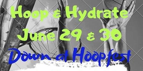 Hoop & Hydrate tickets