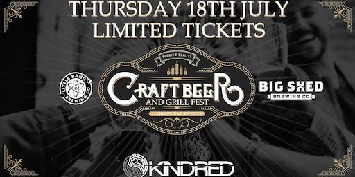 Kindred #1 - Craft Beer & Grill Fest