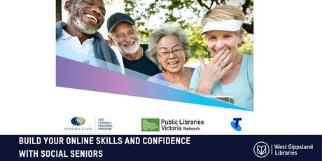 Social Seniors Workshops @ Wonthaggi Library tickets