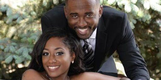 Jordan and Marshay's Happily Ever After Reception