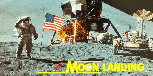 Moon Landing - Ages 9+