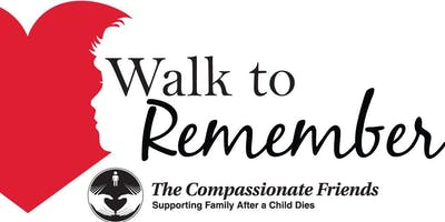 The Compassionate Friends 2019 Walk To Remember