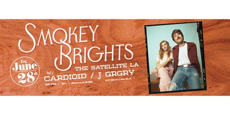 Smokey Brights with Cardioid and J GRGRY tickets