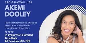 Discover the power of Rapid Transformational Therapy...